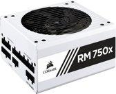 Corsair RM750x power supply unit 750 W ATX Zwart, Wit