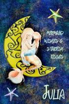 Mermaid Wishes and Starfish Kisses Julia