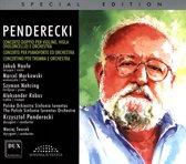 Penderecki: Concerto Doppio per violino, violin e orchestra; Concerto per pianoforte ed orchestra; Concertino per tromba e orchestra