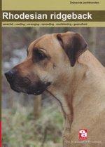 Rhodesian Ridgeback - OD Basis boek