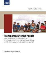 Transparency to the People