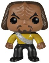 Funko: Pop Star Trek The Next Generation - Worf