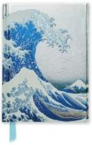 Hokusai's the Great Wave Notebook