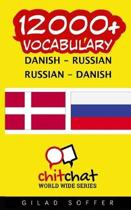 12000+ Danish - Russian Russian - Danish Vocabulary