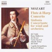 Capella Istropolitana - Concerto For Flute, Harp&Orchestra