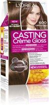 L'Oréal Paris Casting Crème Gloss Haarverf - 600 Donkerblond