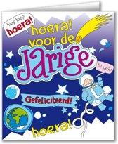 Paperdreams - Wenskaart - Cartoon - Jarige