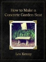 How to make a concrete garden seat