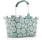 Reisenthel Carrybag Boodschappenmand - Polyester - 22L - Bloomy Grijsgroen