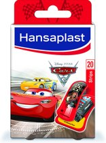 Hansaplast Cars Pleisters - 20 strips