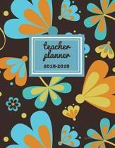 Teacher Planner 2018 - 2019 Epsilon