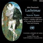 Dowland: Lachrimae or Seaven Teares / Trevor, Rose Consort