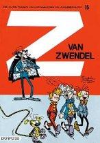 "Robbedoes & Kwabbernoot: 015 ""Z"" van zwendel"