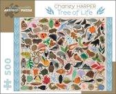 Charley Harper Tree of Life Sticker Book Bs006