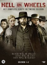 Hell On Wheels - Season 1+2
