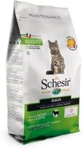 Schesir Cat Dry Maintenance Lam - Kattenvoer - 1.5 kg