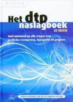 Pearson Education Het DTP-naslagboek