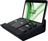Leitz Multicharger XL USB Oplaadstation voor 1 Tablet en 3 Smartphones - Zwart