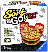 Sorteerbakjes puzzel Mickey Mouse 6 stukjes Ravensburger