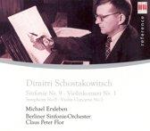 Schostakowitsch: Symphony No. 9; Violin Concerto No. 1