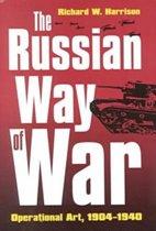 The Russian Way of War