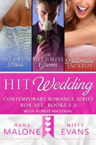 Hit Wedding Contemporary Romance Box Set
