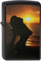 Aansteker Zippo Woman Silhouette