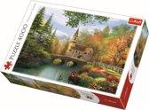 Nostalgische Herfst,  4000 stukjes Puzzel
