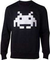 Space Invaders - Chenille Invader Men s Sweatshirt - S