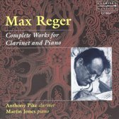 Reger: Complete Works For Clarinet