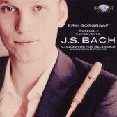 Bach; Concertos For Recorder