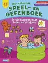 Mijn dubbeldik speel- en oefenboek (3-5 j.) - tellen en schrijven