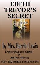 Edith Trevor's Secret