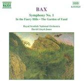 Bax: Symphony no 1, In the Faery Hills, etc / Lloyd-Jones