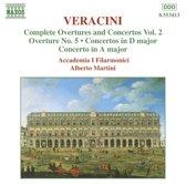 Veracini: Complete Overtures and Concertos Vol 2