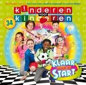 Kinderen Voor Kinderen - 34 - Klaar Voor De Start - cd