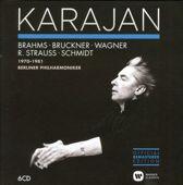 Brahms,Buckner,Wagner,Strauss