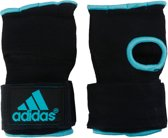 adidas Binnenhandschoenen Met Voering Zwart/Blauw Extra Large