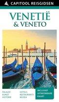 Capitool reisgids Venetië + uitneembare kaart