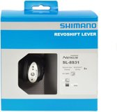 Versteller shimano nexus 8 revo 2330mm - ZWART