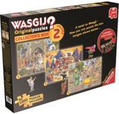 Wasgij Collectersbox 2 3in1