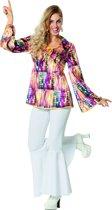 Disco shirt dames maat 36