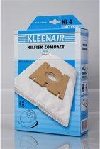 Kleenair 5 Micro Fiber Stofzuigerzakken Nilfisk Compact C20 + 1 Filter