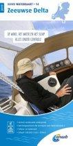 ANWB waterkaart - Zeeuwse Delta 2019