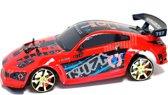 Rc Drift Race Car 4WD race auto -25km/u  NQD 1:10 -oplaadbaar