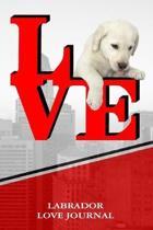 Labrador Love Journal