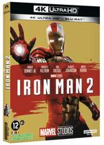 Iron Man 2 (Import) (4K Ultra HD Blu-ray)