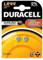 Duracell Knoopcel Batterij LR44 Alkaline - 10 stuks