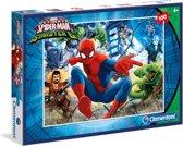 Spiderman Puzzel 100st.