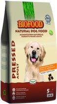 Biofood vleesbrok geperst hondenvoer 5 kg